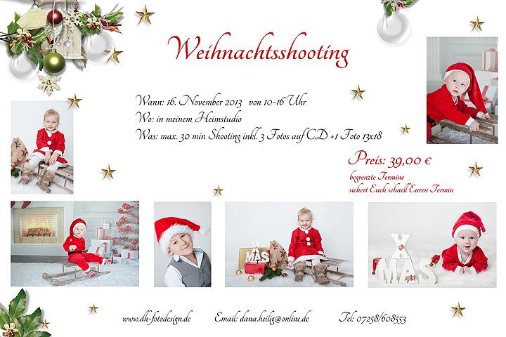Weihnachtsfotos kinder dh fotodesign - Kinderfotos weihnachten ...